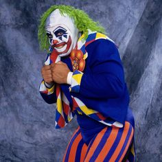 """""""The Fiend"""" Bray Wyatt has staked his claim as one of the creepiest Superstars ever, but who are some of his peers throughout WWE history? Doink The Clown, Bray Wyatt, Now And Forever, Wwe, Superstar, Ronald Mcdonald, Creepy, Joker, Wrestling"""