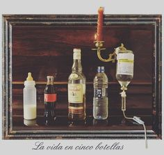 жизнь в 5 бутылках