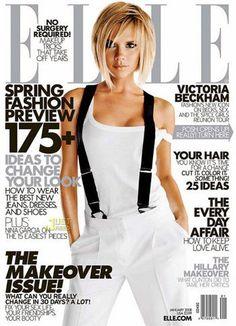 Victoria Beckham - Elle cover