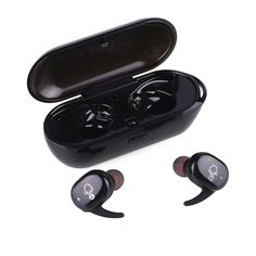 Hard Case Pouch Storage Bag Pocket For SD TF Card Earphone Headphone Earbuds LJ