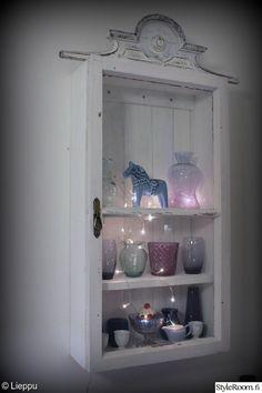 kierrätys,makuuhuone,valkoinen,maalaisromanttinen,kierrätysidea