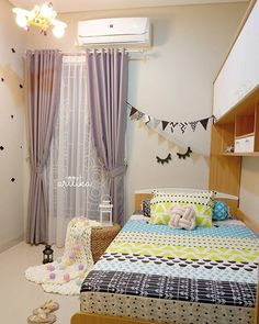 Tiny Bedroom Design, Girl Bedroom Designs, Home Room Design, Kids Room Design, Girls Bedroom, Diy Bedroom Decor For Teens, Indian Bedroom Decor, Cute Bedroom Decor, Minimalist Room