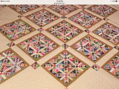 Quilting Projects, Quilting Ideas, Flying Geese Quilt, Applique Quilt Patterns, Bonnie Hunter, Country Quilts, Quilt Festival, Scrappy Quilts, Paper Piecing