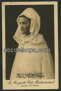 Sultan Sidi Mohammed puis Mohammed V (1927-1961)18591.jpg (295×439)