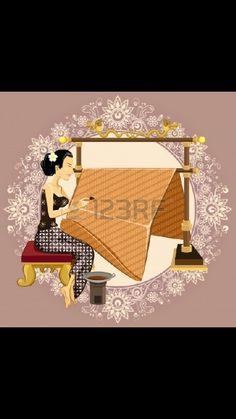Buy Traditional Indonesian Batik by branca_escova on GraphicRiver. Beautiful Javanese Indonesian Woman, Performing Traditional Art And Craft Of Batik Painting Technique Called Manual W. Indonesian Women, Indonesian Art, Bird Silhouette, Silhouette Vector, Dance Vector, Pirate Kids, Art And Craft, Batik Art, Overlays Picsart