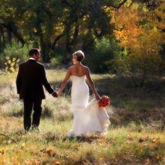 Fall wedding... Picture idea...