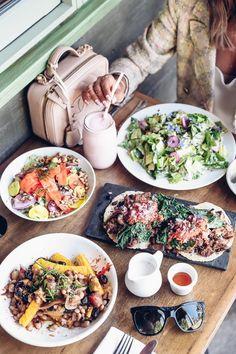 Mesa Verde vegetarian restaurant Santa Barbara