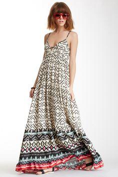 Brighter Thank Sleeveless Maxi Dress on HauteLook