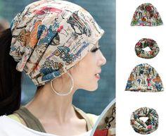 New Women Turban Head Wrap Band Chemo Bandana Hiphop Pocket Hat Scarf Muffler   #Unbranded #Bandana