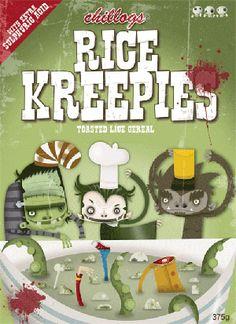 Rice Kreepies