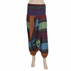 Amazon.com: Indian Costume Harem Pants For Women Casual Pants Cotton: Clothing