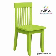 Kidkraft Avalon Chair - Key Lime 16613