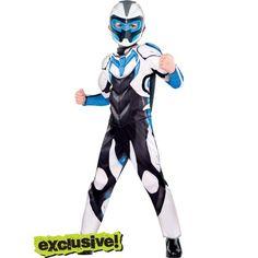 Max Steel Kids Costume