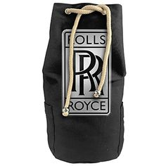 Etosten Rolls Royce Logo Vertical Bucket Cylindrical Shaped Canvas Beam Port Drawstring Sports Basketball Shoulders Backpack Bags >>> Be sure to check out this helpful article. #GymBags