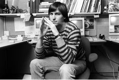 A young Steve Jobs, as seen in a new documentary about the life of the Apple founder.