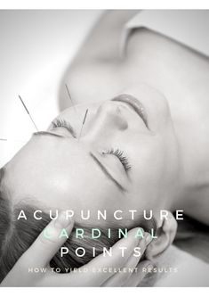 Have you heard of Acupuncture Cardinal Points? These points have emerged through the years because they yield excellent clinical results. Acupuncture Benefits, Acupuncture Points, Traditional Chinese Medicine, Acupressure, Alternative Medicine, New Technology, Clinic, Medical, Health