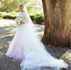 Vestito da sposa Anne Hathaway