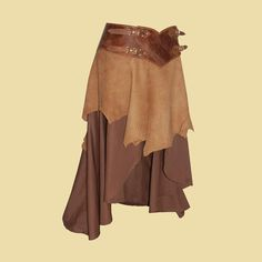 Elven Battle Skirt by Larperlei on Etsy