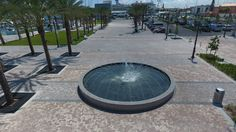 Riviera Beach Marina 2016 HNA Awards Honorable Mention - Concrete Paver - Permeable - Commercial