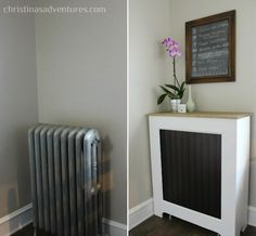 If you're sick of the way your radiator looks, you can disguise it—and make its corner of the room more functional—with this easy, simple, genius DIY using Elmer's ProBond Advanced. (via Bob Vila)