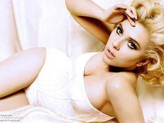 El álbum sexy de Scarlett Johansson