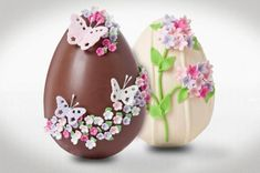 huevos de chocolate artesanales - Buscar con Google