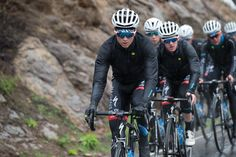 5 hours of rain beat down. Axeon Hagens Berman Training Camp. #ProveIt #ProCycling Photocred @PhotoWil