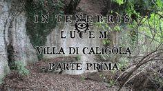 Villa di Caligola - parte prima: Esedra #villeimperiali #archeologiadime...