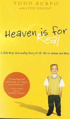 This book will change the way you think about Heaven and God!