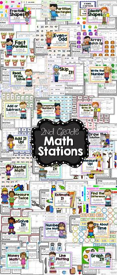 Daily 5 Literacy centre ideas: 2nd Grade Stuff: The Centers That ...