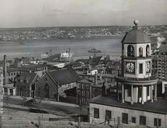 A Line from Linda: Halifax Citadel & Old Town Clock Halifax Citadel, Old Town Clock, Photo Archive, Nova Scotia, Ny Times, Montreal, Postcards, Photographs, Canada
