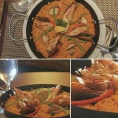 Chrf's Special: Paella Marinera