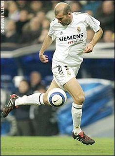 Temas Variados: Zidane el mejor sin duda