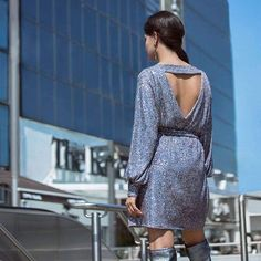 Φόρεμα γκρι με παγιέτες#style#fashion#chic#elegant#streetstyle #fashionable#stylish#designer#instafashion#fashionkalogirou#fashiondaily #ootd#outfitinspiration #greekfashion#newarrivals #newcollection #instafashion#fashiondaily#instadaily#styleoftheday#instastyle#fashionmodel#store#instafollow#instalike#dailylook Dresses With Sleeves, Long Sleeve, Fashion, Moda, Gowns With Sleeves, Fashion Styles, Fasion