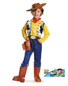 Woody Halloween Costume inspiration to make my own