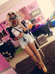 Dope style Omg girlz star