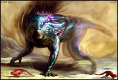 The Eyeless Iridescent Jumper Hunts Using Your Fear - SciFi Ideas