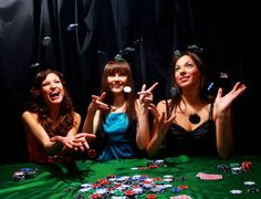 It's definitely a GREAT night for poker, come on down!