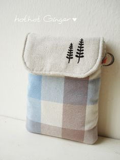Hothot Ginger ♥ Handmade Craft 手作杂货: Pouch