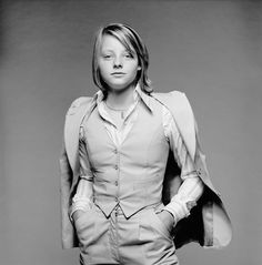 Jodie Foster, 1976    photo by Terry O'Neill