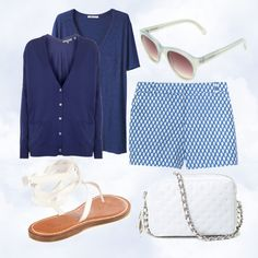 White & Blue, created by lidia