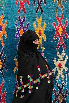 Event: Upcoming exhibition - Maroc, couleur désert (Morocco, desert colour).