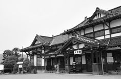 Old Taisha Station, Shimane Perfecture