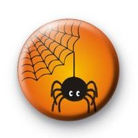 Orange Spooky Creepy Spider badge manualidades mdf Kool badges - Creators of 1 Inch Button Badges - Orange Spooky Creepy Spider badge Painted Rock Animals, Painted Rocks Craft, Hand Painted Rocks, Rock Painting Patterns, Rock Painting Ideas Easy, Rock Painting Designs, Pebble Painting, Pebble Art, Stone Painting
