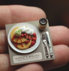 Nunu's House Miniatures are so stunning! Always inspires me to make miniatures. :)