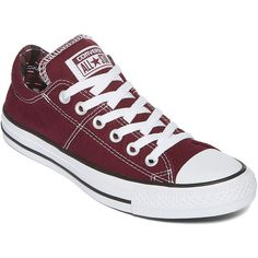 Converse Chuck Taylor All Star Womens Sneakers ($55) ❤ liked on Polyvore featuring shoes, sneakers, converse sneakers, star shoes, converse footwear, converse shoes and converse trainers