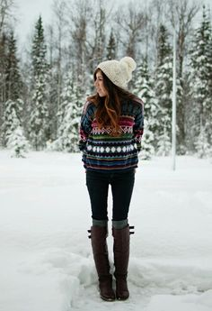 cute outfit for christmas