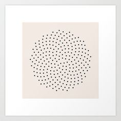 I love the simplicity of this artist.  Who knew math could be beautiful? :)