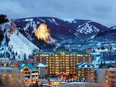 A visual guide to the Top 50 Ski Hotels from _Condé Nast Traveler_'s sixteenth annual Ski Poll
