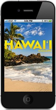 FREE Hawaii Magazine App! {iPhone or Droid}
